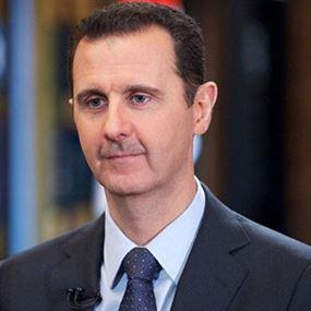 الاسد: لهذا لم تتم دعوة عون لزيارة دمشق