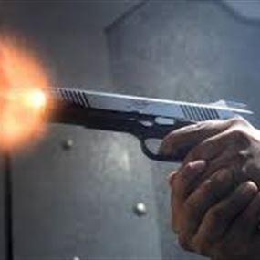جريح بإشكال مسلح في المحمرة