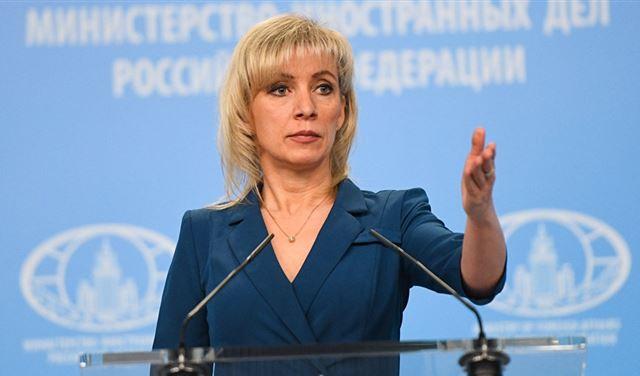 زاخاروفا: روسيا تشارك في صياغة السياسة العالمية
