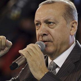 أردوغان: العملية في سوريا ينبغي أن تستمر