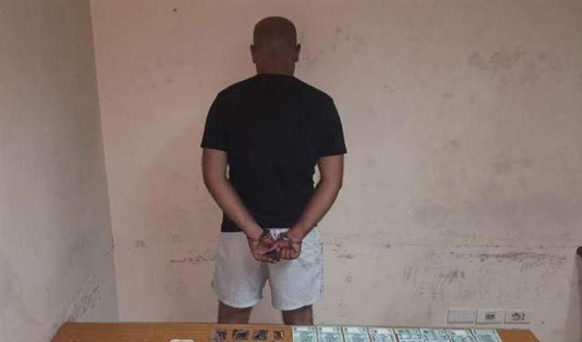بالجرمِ المشهود... القبضُ على مروّج بحوزته كوكايين