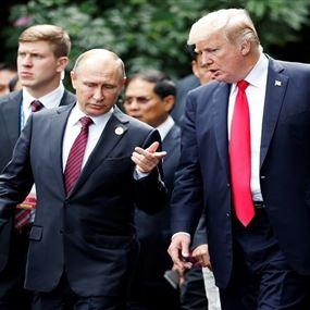ترامب لا ينوي تهنئة بوتين على فوزه بالانتخابات
