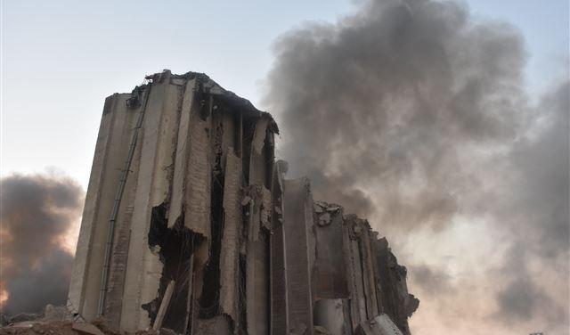 انفجار المرفأ... نائبٌ لبناني يتّهم قريبين من الأسد!