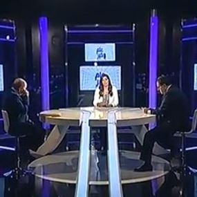 بالفيديو.. زهران يتهم الحلبي بالنصب والآخر يرد