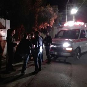 خمسة جرحى اثر حادث سير.. في مجدل عنجر