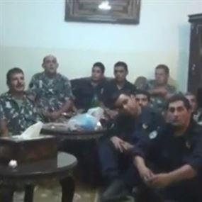 الافراج عن اثنين من العسكريين المختطفين!