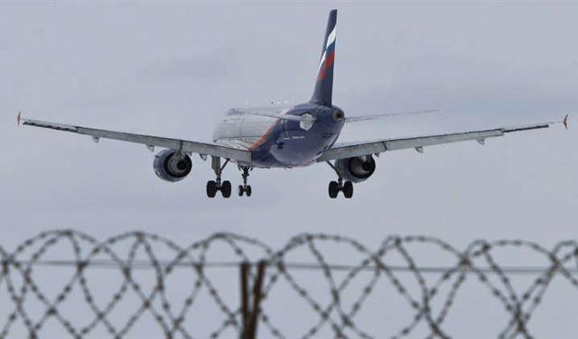 فشل محاولة خطف طائرة ركاب روسية وسط البلاد