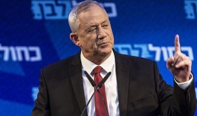 """بيني غانتس يعلن عن """"الهدف الأكبر لإسرائيل"""""""