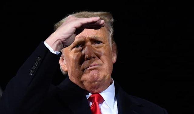 هل يعفو ترمب عن ترمب؟