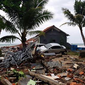 زلزال بقوة 6 درجات يضرب إندونيسيا