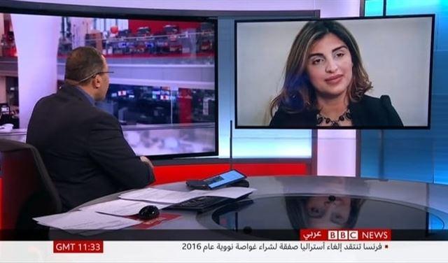 بالفيديو: الصحافية مريم مجدولين اللحام عن ناقلات النفط الإيرانية: هي