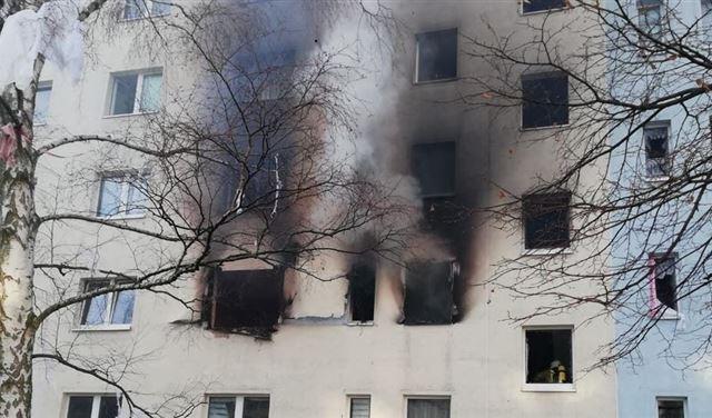 بالصور: إنفجارٌ يهزّ مدينة إلمانيّة... وسقوط 25 جريحًا