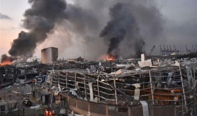 """إنفجارُ مرفأ بيروت """"مُستهدف""""..."""
