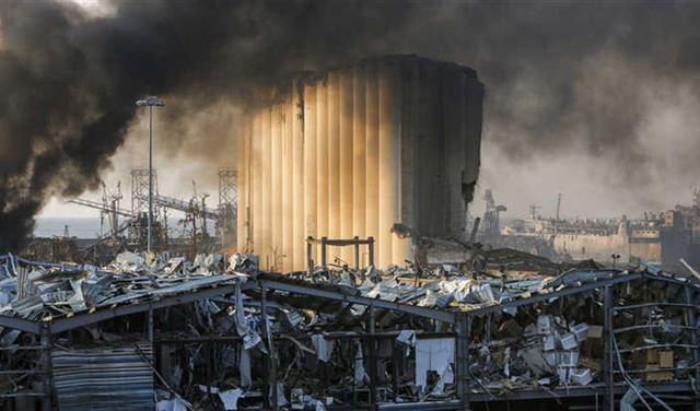 إنفجارُ المرفأ... صوّان إستمعَ إلى 4 شهود