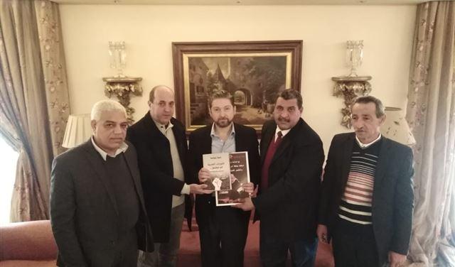 كرامي: ملتزمون بالقضية الفلسطينية ومطالب اللاجئين