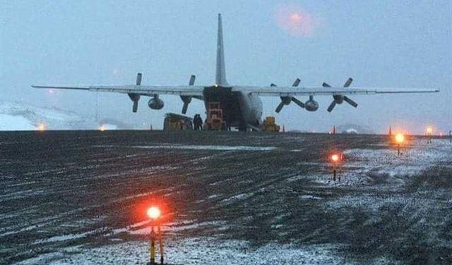تحطم طائرة شحن تشيلية