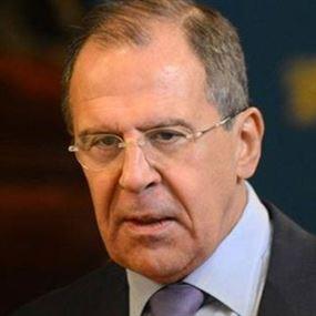 لافروف: التسوية في سوريا  تعتمد على الحوار البناء بين كافة القوى