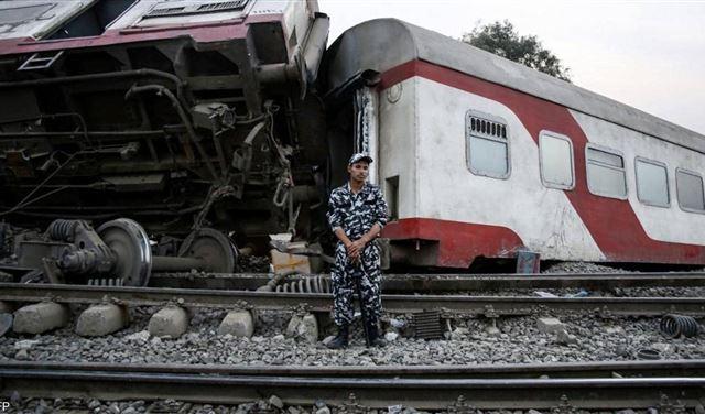 بعد فاجعة طوخ... إقالة رئيس هيئة السكك الحديدية
