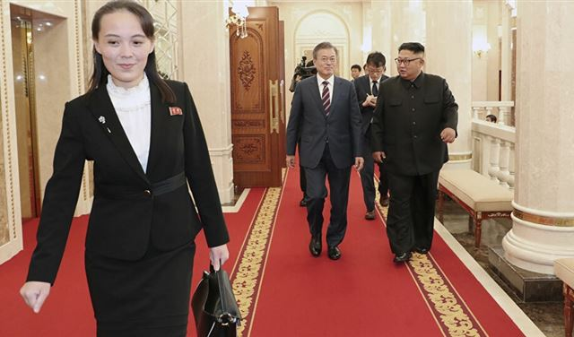 شقيقة زعيم كوريا الشمالية تتحدث عن إنهاء الحرب دون إذن شقيقها