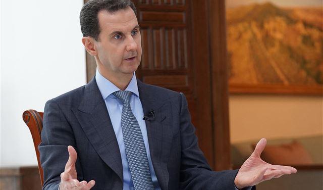 لقاء سرّي للأسد بمسؤول إيراني تسبب بإصابته بكورونا؟!
