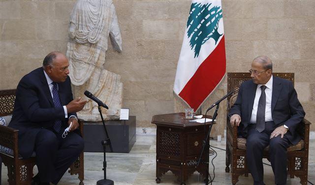 شكري: لتلبية الإحتياجات والأولويات لبنان