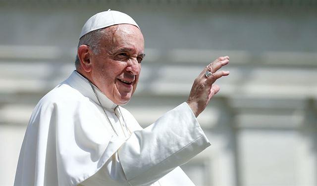 القتال في إسرائيل والأراضي الفلسطينية... دعوةٌ من البابا فرنسيس