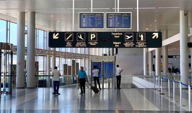 النائب بلال عبدالله : هناك تفكير جدي بوقف العمل الليلي في مطار بيروت