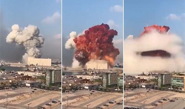 بحث علمي يكشف عن تأثير انفجار مرفأ بيروت المريع على الغلاف الأيوني للكرة الأرضية!