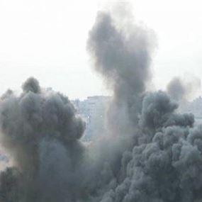 """قتلى في القصف """"الإسرائيلي"""" على شمال سوريا"""