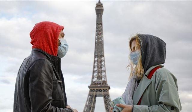 قلقٌ فرنسي حيال معدلات الإصابة بكورونا
