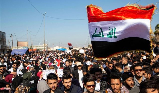 سفراء 16 دولة يطالبون بالتحقيق بمقتل متظاهرين في العراق