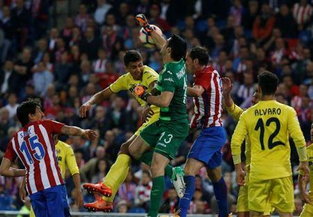 أتلتيكو يستعد لمواجهة ريال