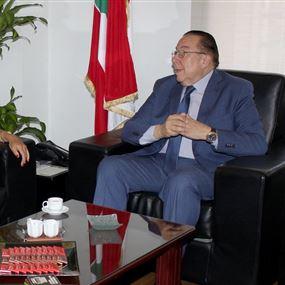 محمد المشنوق يعلن تعيين كاغ وزيرة للخارجية الهولندية