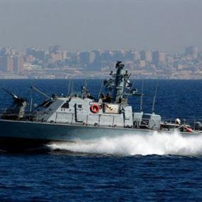 خرق بحري إسرائيلي على فترتين