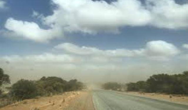 طقس لبنان غائم مع غبار في الاجواء