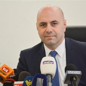 حاصباني: أي كلام خارج اجماع الحكومة لا يمثل القرار السيادي