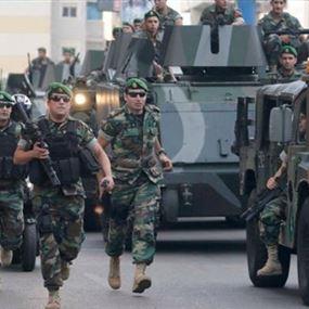 الجيش يعزز إجراءاته لمنع أي تسلل!