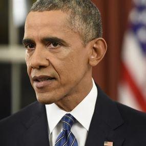 أوباما رحب بإعلان السعودية تعزيز مشاركتها بمحاربة داعش