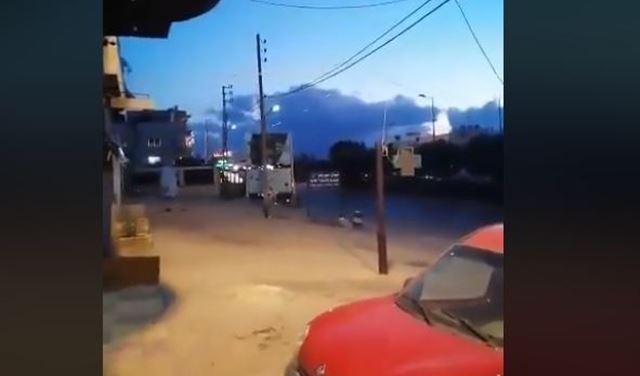بالفيديو:  اصابة نجل طبيب بإطلاق نار في رياق