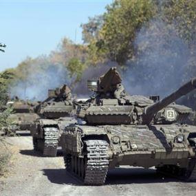 مدى تأثير التدخل الروسي بالحرب بسوريا