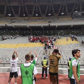 توقيف 7 مشجعين لبنانيين لنادي النجمة في مصر
