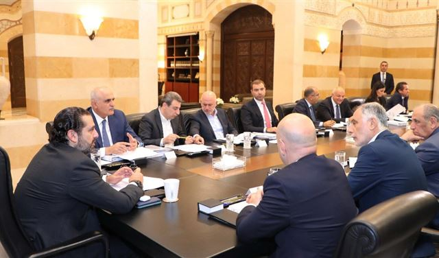 اجتماع جديد للجنة الكهرباء