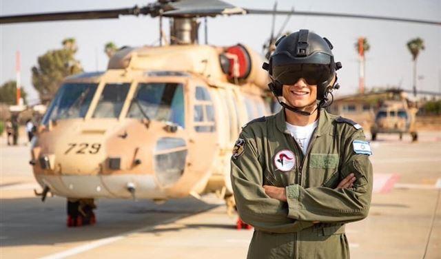 إسرائيل تحتفي بأول طيار من الطائفة الدرزية