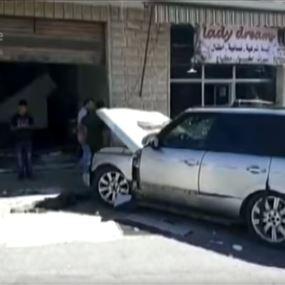 بالفيديو: تفاصيل تفجير عبوة مجدل عنجر.. وما علاقة وئام وهاب؟