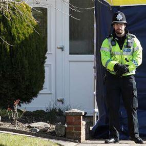 """""""الشرطة البريطانية حددت هوية المشتبه بهم في تسميم سكريبال"""""""