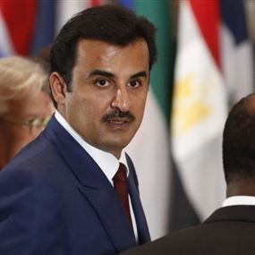 هل عون بين الذين هنأوا أمير قطر بعيد الفطر؟
