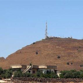 بيان للجيش السوري بعد استهداف إسرائيل لمواقعه في الجولان