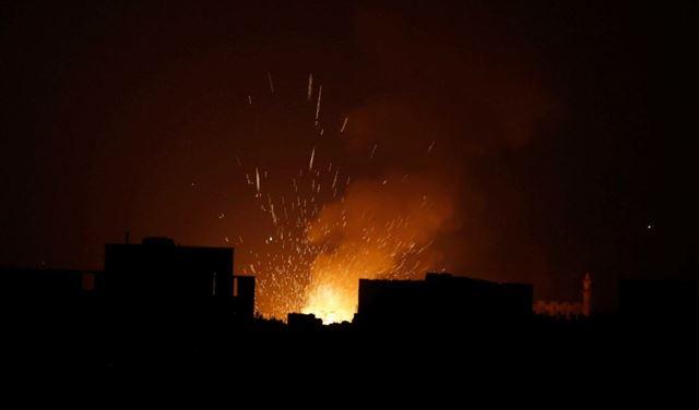 صاروخان حوثيان يستهدفان مأرب اليمنية...