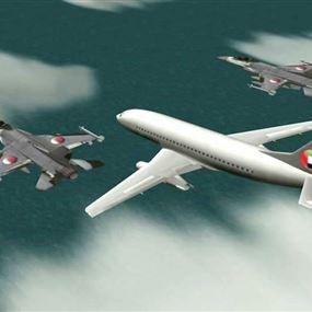 مقاتلات قطرية تهدد طائرة ركاب إماراتية.. وثوان منعت كارثة