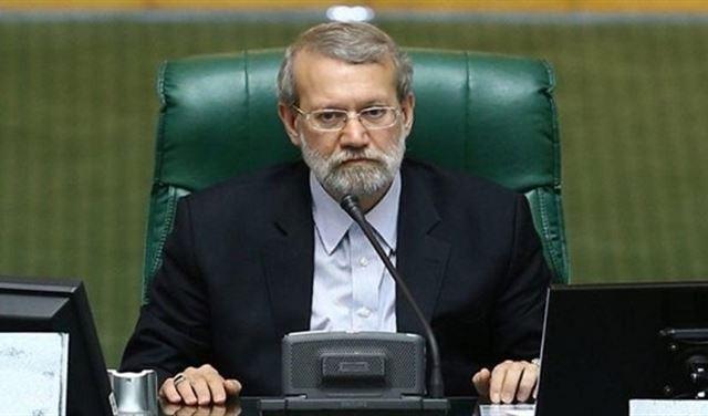 إعادة انتخاب لاريجاني رئيسا للبرلمان الإيراني